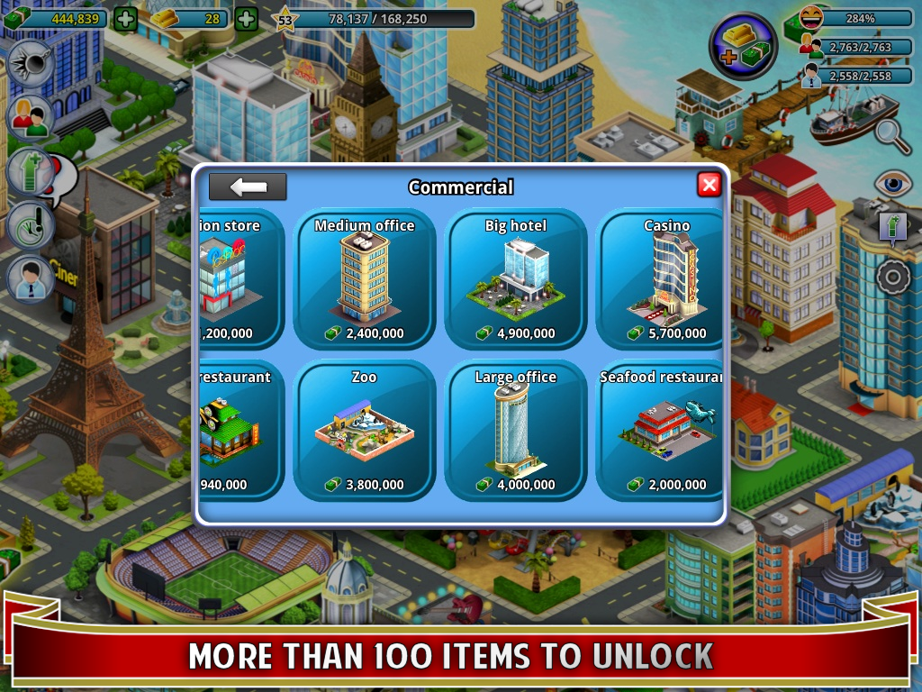 City Island ™: Builder Tycoon- screenshot
