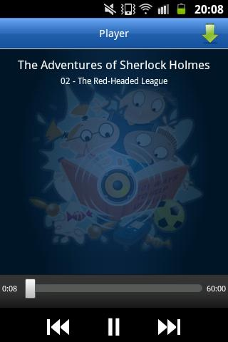 Classic Audiobooks - screenshot