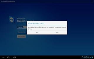 Screenshot of QS (v7/v8)
