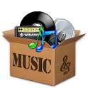 GTunes Music icon