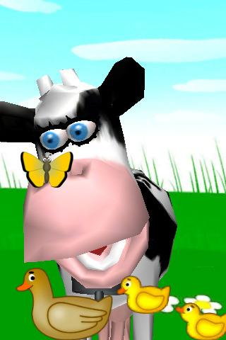 Marguerite the cow- screenshot