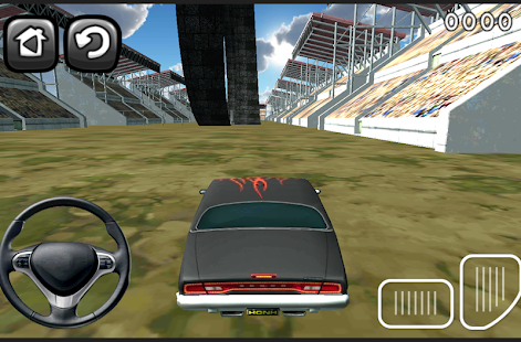 free Retro Stunt Car Parking - Android Apps on Google Play Funnygames Stunt Car Arena