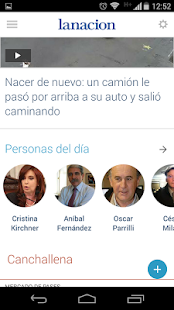 LA NACION- screenshot thumbnail