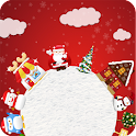 Whirl Christmas Live Wallpaper icon