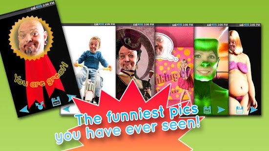 Photo Fun - Funny Pics Creator- screenshot thumbnail