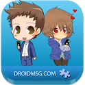 DroidMSG - Chat & Video Calls icon