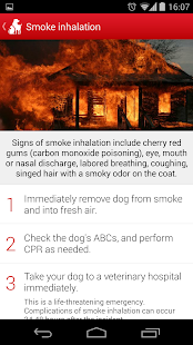 Pet First Aid - Red Cross Screenshot 4