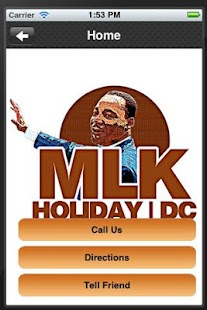MLK Holiday DC - screenshot thumbnail