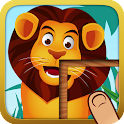 Animal Adventures Kids Puzzles