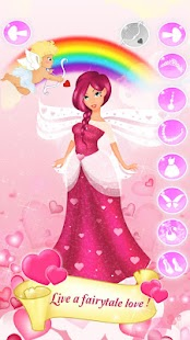 Princess Fairy Spa Salon- screenshot thumbnail