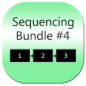 Sequencing Tasks: Bundle #4