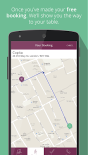 Ruffl: Find London Restaurants - screenshot thumbnail