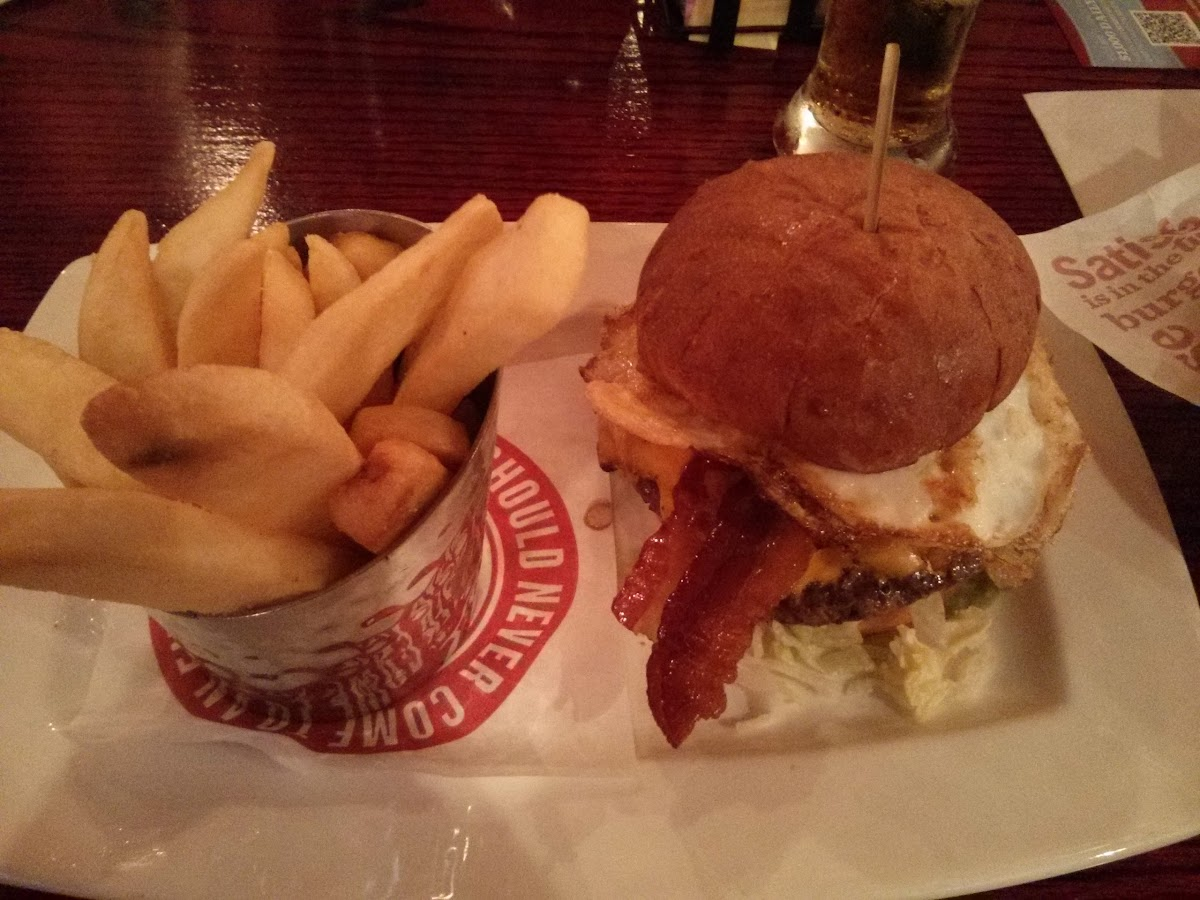 Gluten-Free at Red Robin