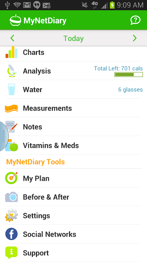 Calorie Counter PRO MyNetDiary - Android Apps on Google Play