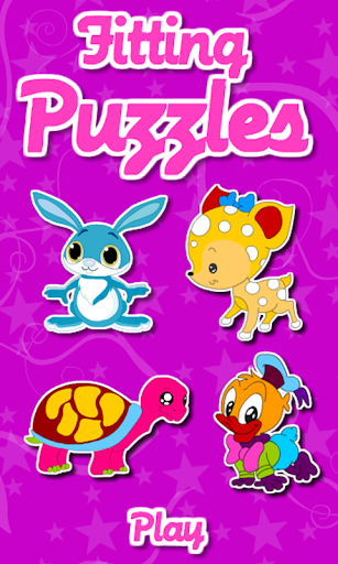 Kids Game-Fitting Puzzles