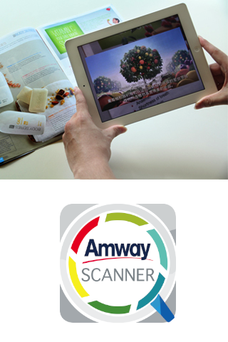 Amway Scanner
