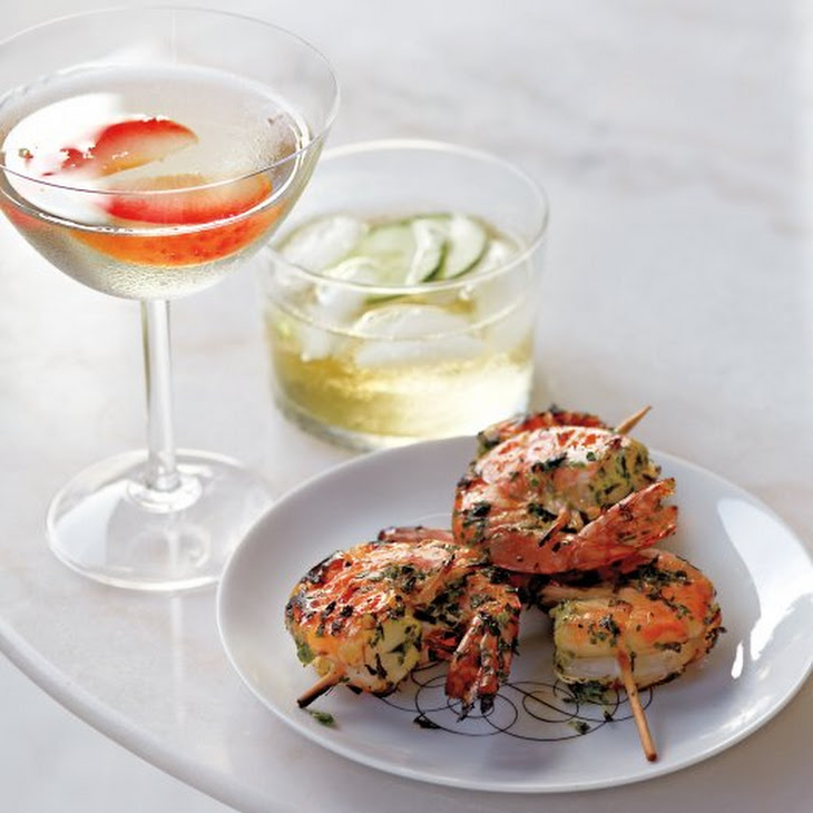 Grilled Herbed Shrimp Recipe