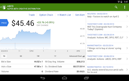 Fidelity Investments Screenshot 16
