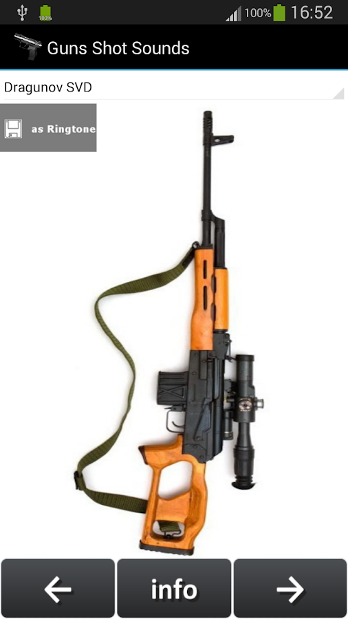 Guns - Shot Sounds - screenshot