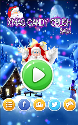 X'mas Candy Crush Saga