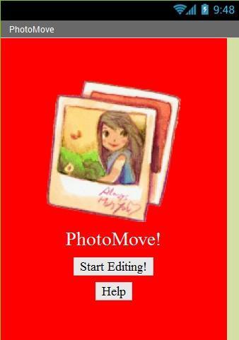Photo Editor PhotoMove