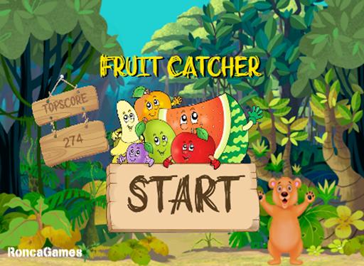 Fruit Catcher - Catch 'em all