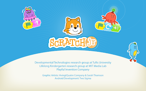 ScratchJr- screenshot thumbnail