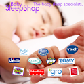 Baby Sleep Shop logo