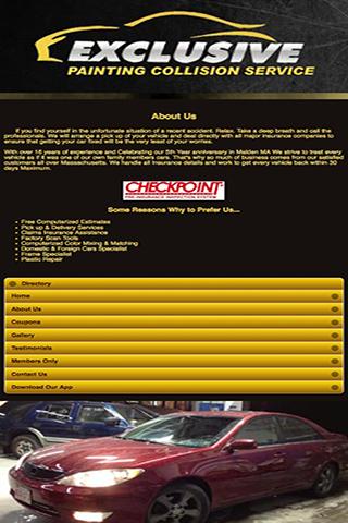 Exclusive Auto Body