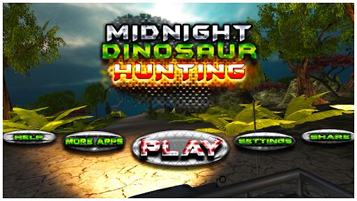 午夜恐龍狩獵