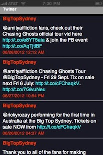 Big Top Sydney- screenshot thumbnail