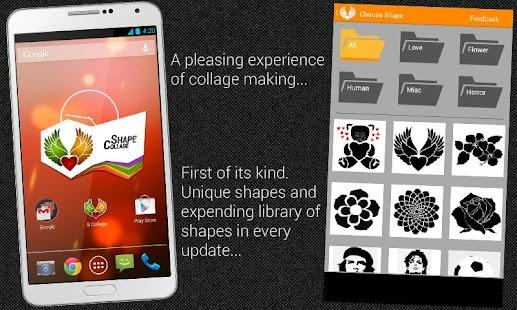 Shape 'O' Collage - screenshot thumbnail