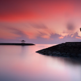 the red one by Arek Embongan - Landscapes Sunsets & Sunrises
