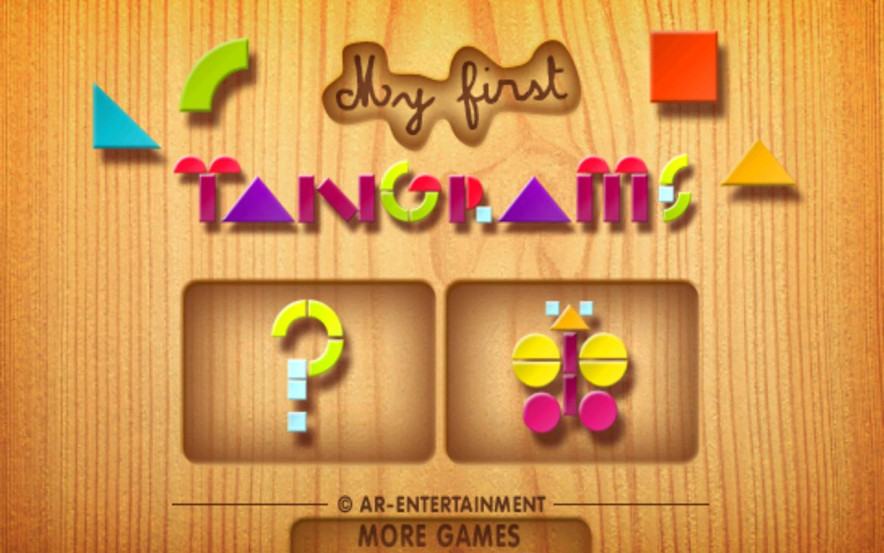 Kids Tangrams- screenshot