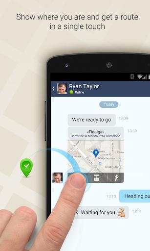 4talk Messenger 2.0.76 screenshots 2