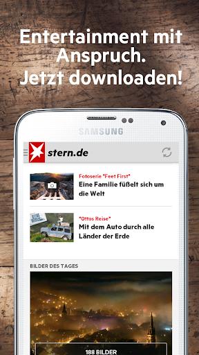 【免費新聞App】stern – News & Unterhaltung-APP點子