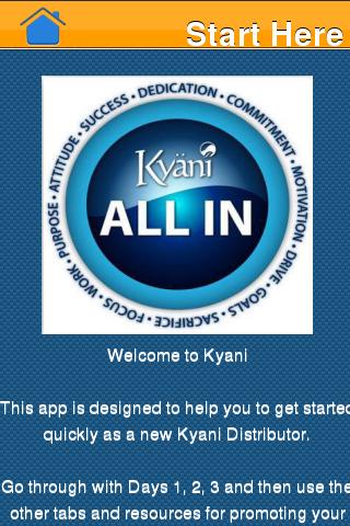 Kyani Training