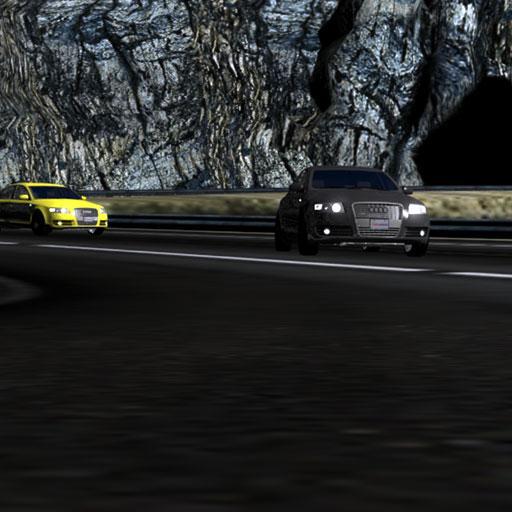 疯狂飚车 賽車遊戲 LOGO-玩APPs