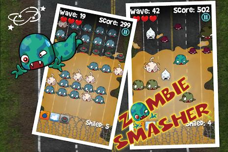 Smasher Little Zombie APK for Blackberry