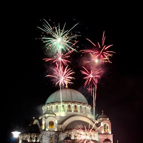 by Tatjana Blesic - Public Holidays New Year's Eve