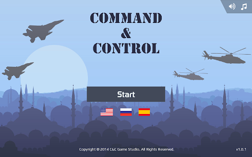 Command & Control (HD)- screenshot thumbnail