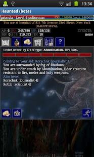 Haunted (beta)- screenshot thumbnail