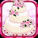 ローズ・ウェディングケーキ