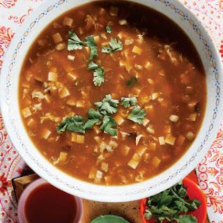 Suan La Tang (Hot and Sour Soup)