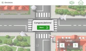 Screenshot of ŠKODA Crossroads