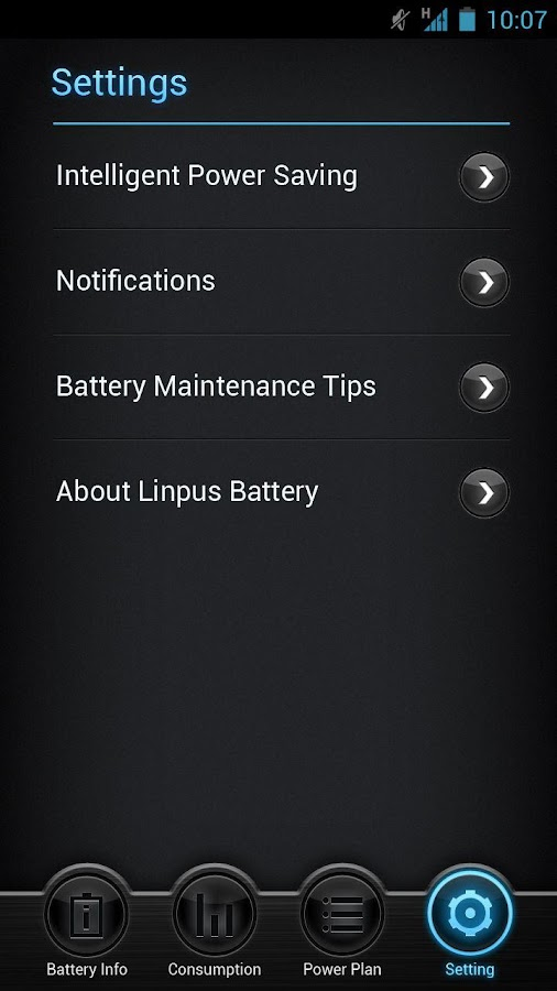 Battery optimizer and Widget- screenshot