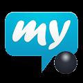 App mysms mirror - Dark Theme APK for Windows Phone