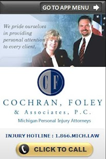 Accident  App Cochran & Foley - screenshot thumbnail