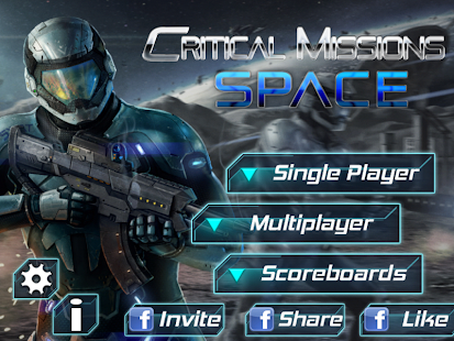 Critical Missions: SPACE - screenshot thumbnail