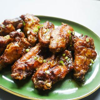 Old Bay Wings Recipe